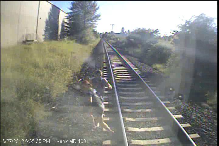 Don't take unnecessary risks around WES trains | TriMet News