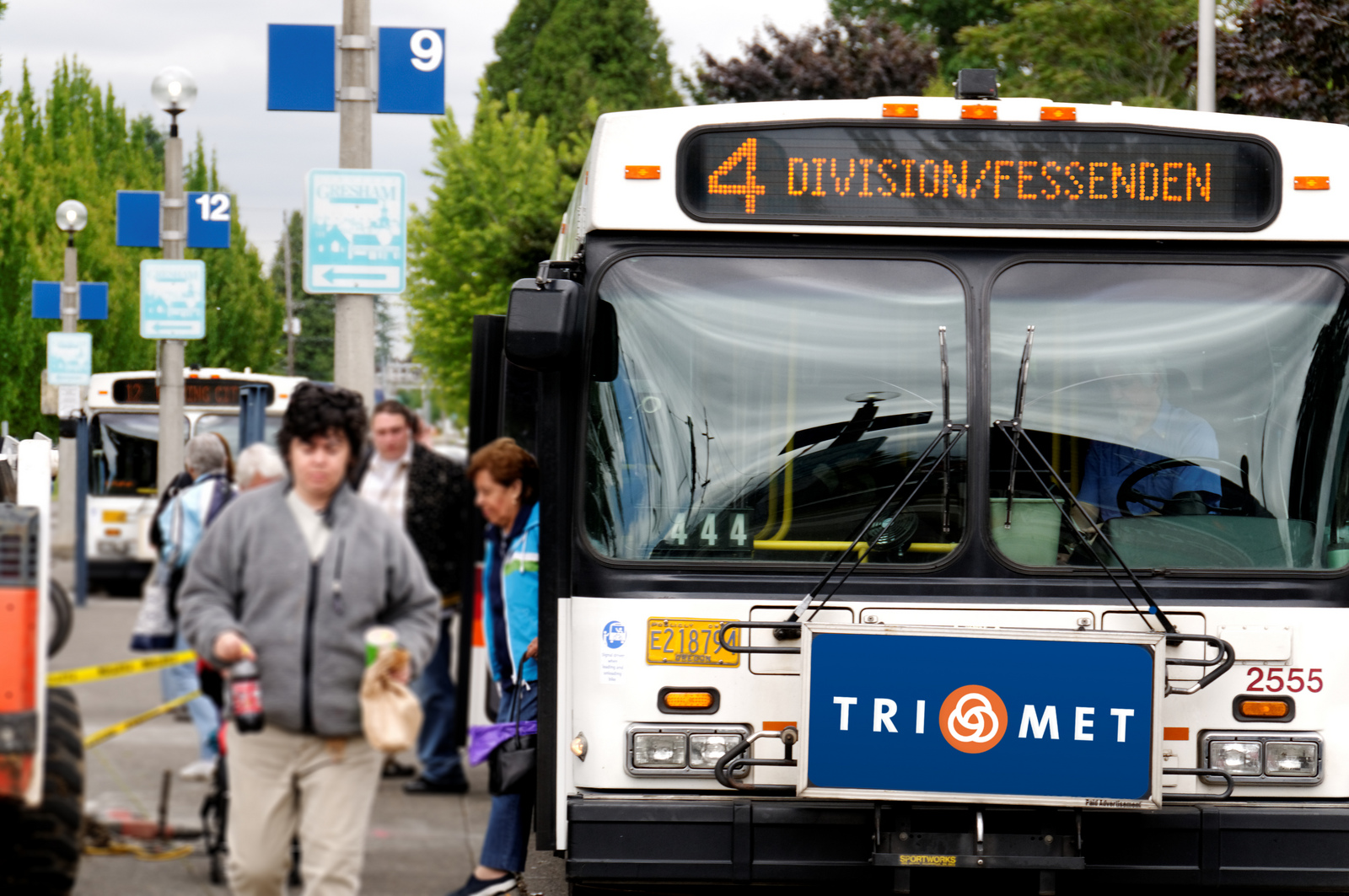trimet's fall schedule brings $2.1 million in service improvements