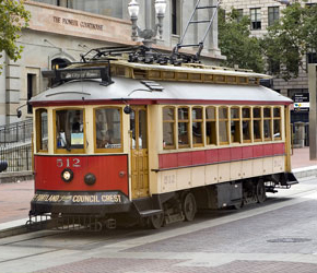 Vintage Trolley car 512 and 511 may be heading to St. Louis as part of a new heritage streetcar project.