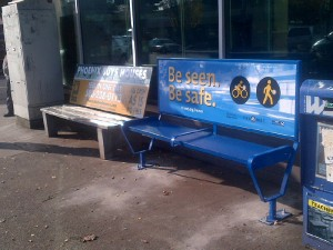ad bench