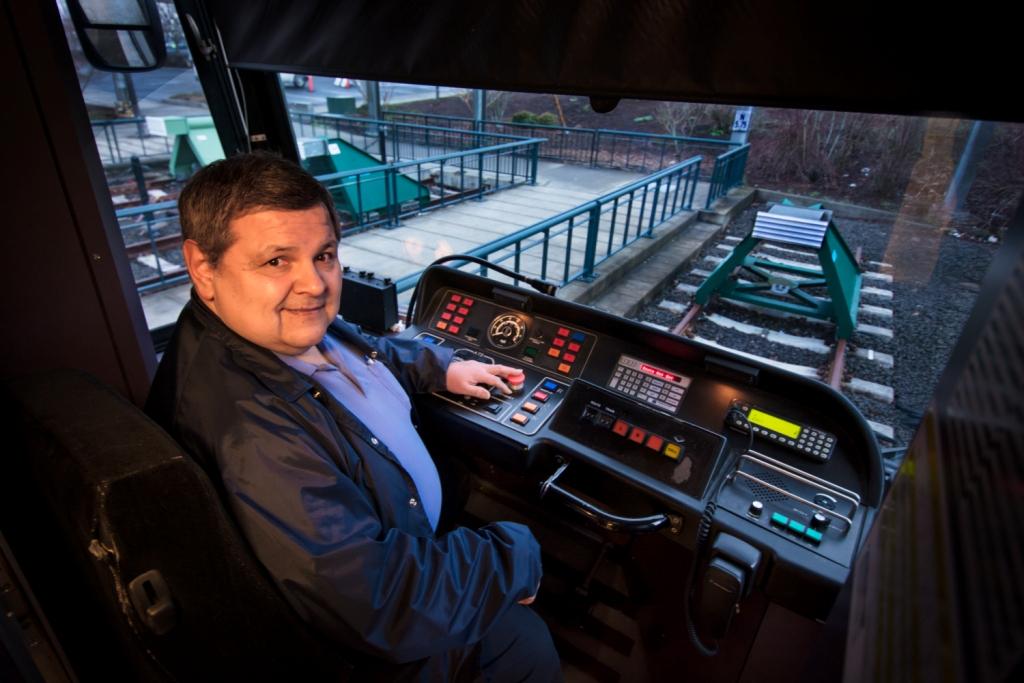 TriMet awards rail operator highest driving honor | TriMet ...