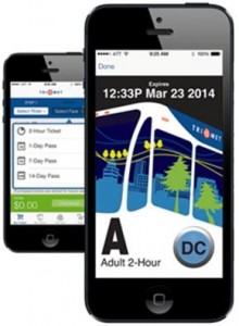 mobile ticketing 2014
