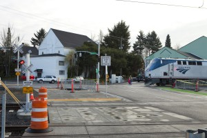 A new Quiet Zone is in effect in SE Portland, where trains only sound their horns if there is an immediate safety issue.