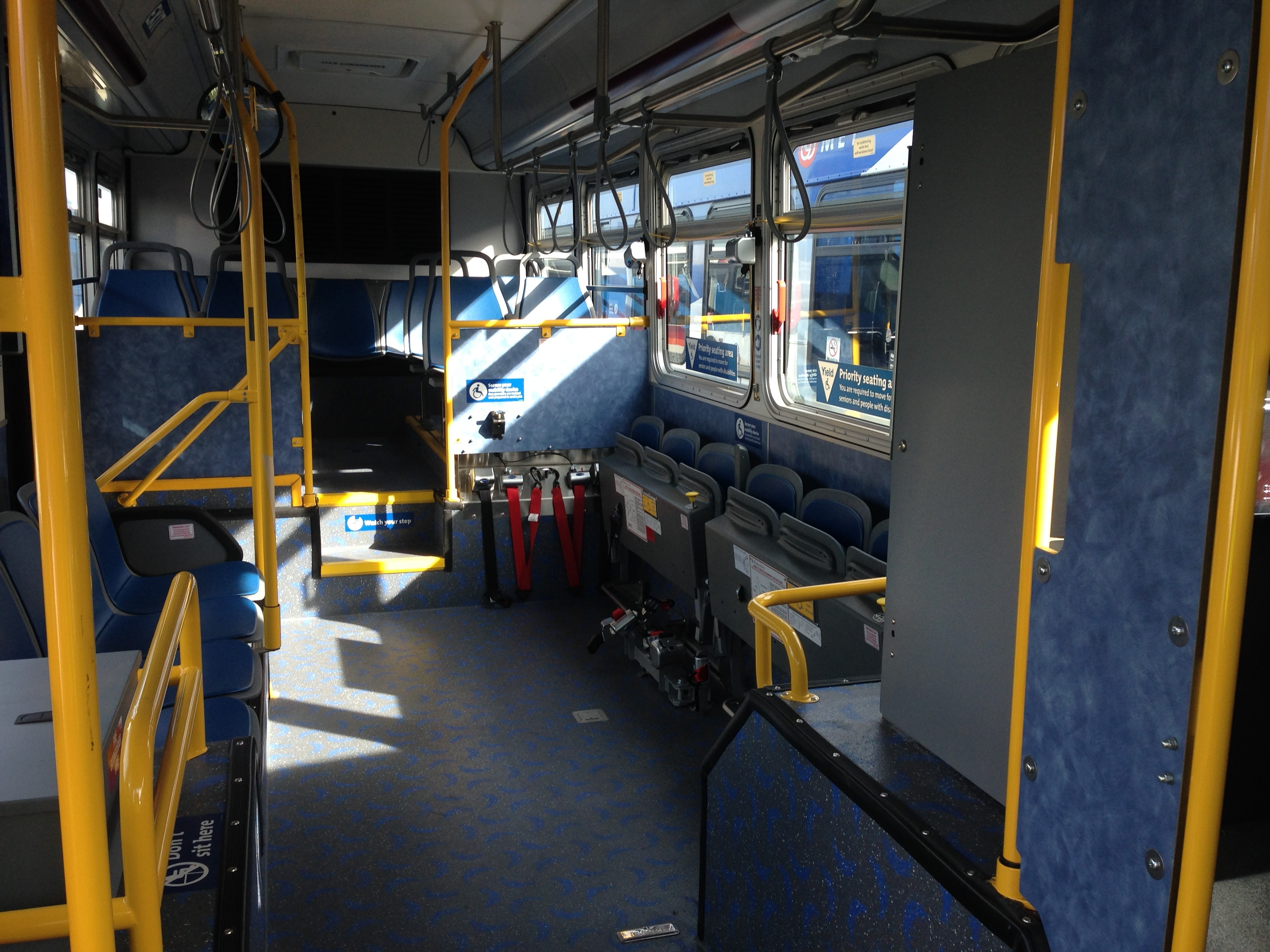 New 30 Foot Trimet Buses Are Now In Service In Areas With