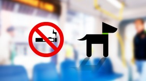 TriMet has updated its Code related to smoking, service animals and other issues.