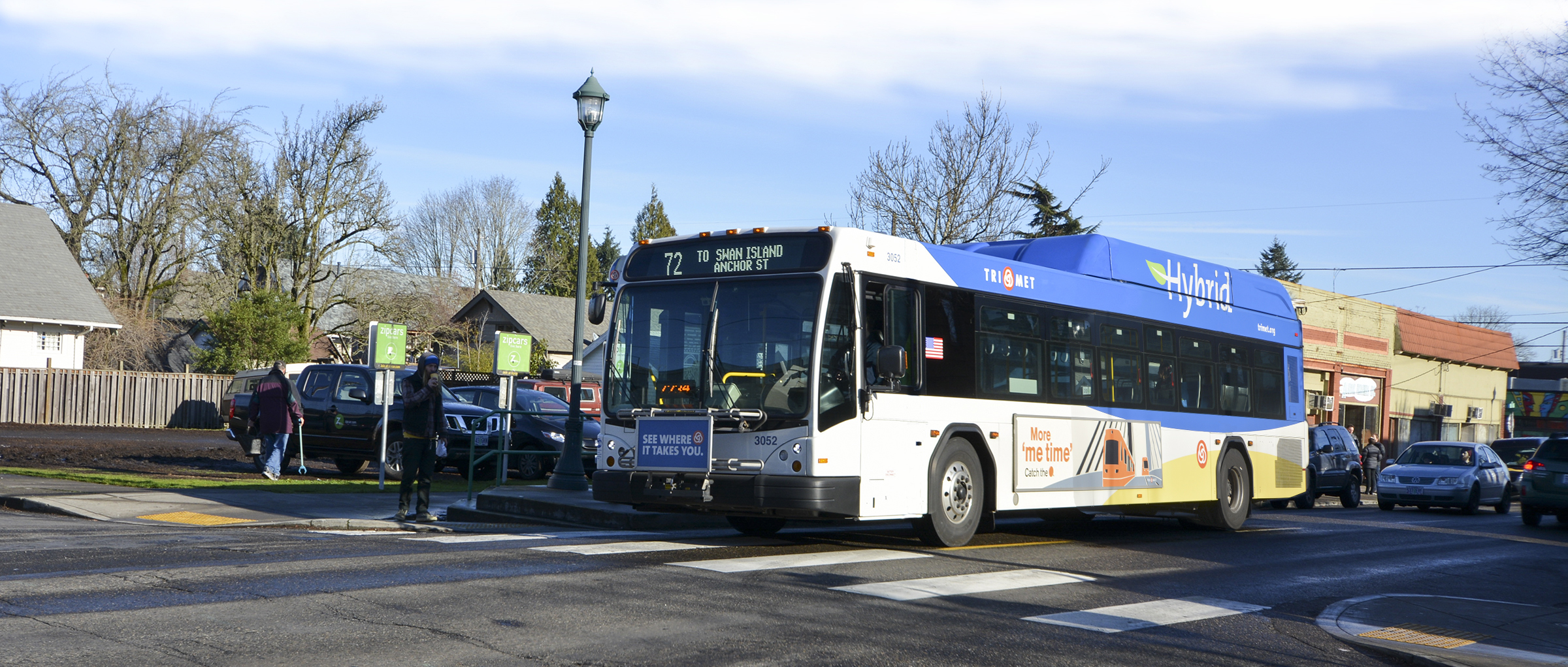 Bus service hours will increase 4.3 percent in the upcoming Fiscal Year 2017 budget.