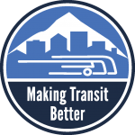 Making Transit Better Logo