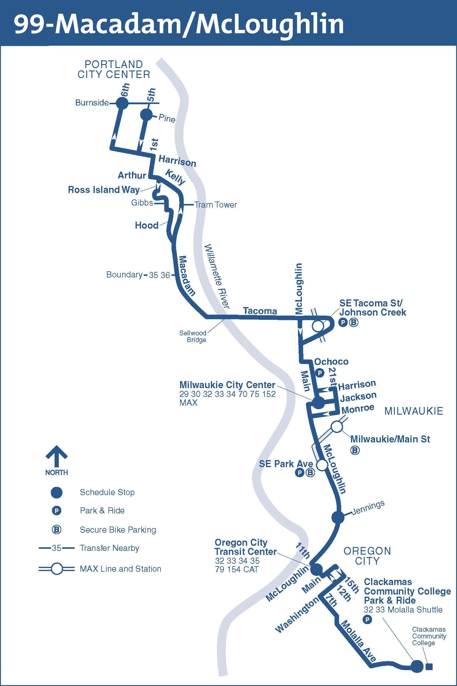 TriMet bus service returns to Sellwood Bridge in December after 12 on
