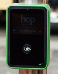 Just tap and go! Hopping on board transit with Hop now as
