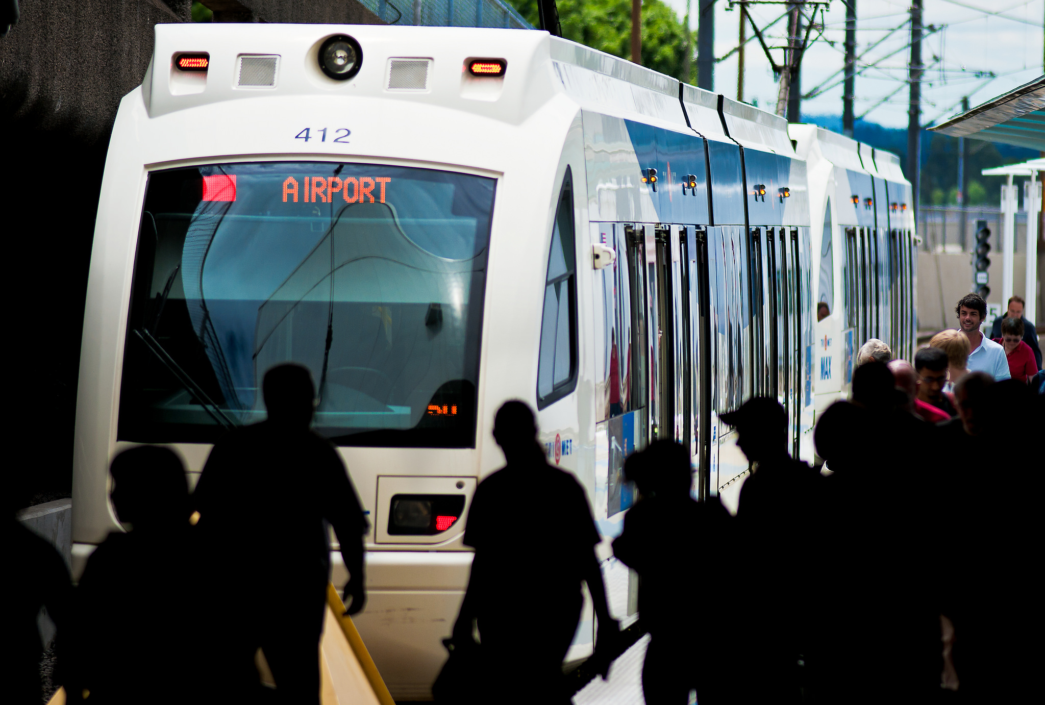 Late-night track improvements on MAX Red Line | TriMet News
