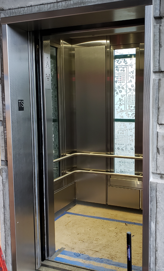 Elevator At Trimet S Ne 82nd Ave Max Station Reopening