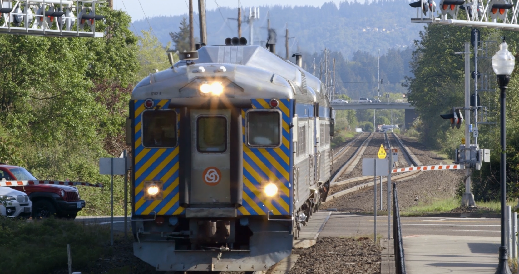 Weekend work puts TriMet's WES Commuter Rail on track toward