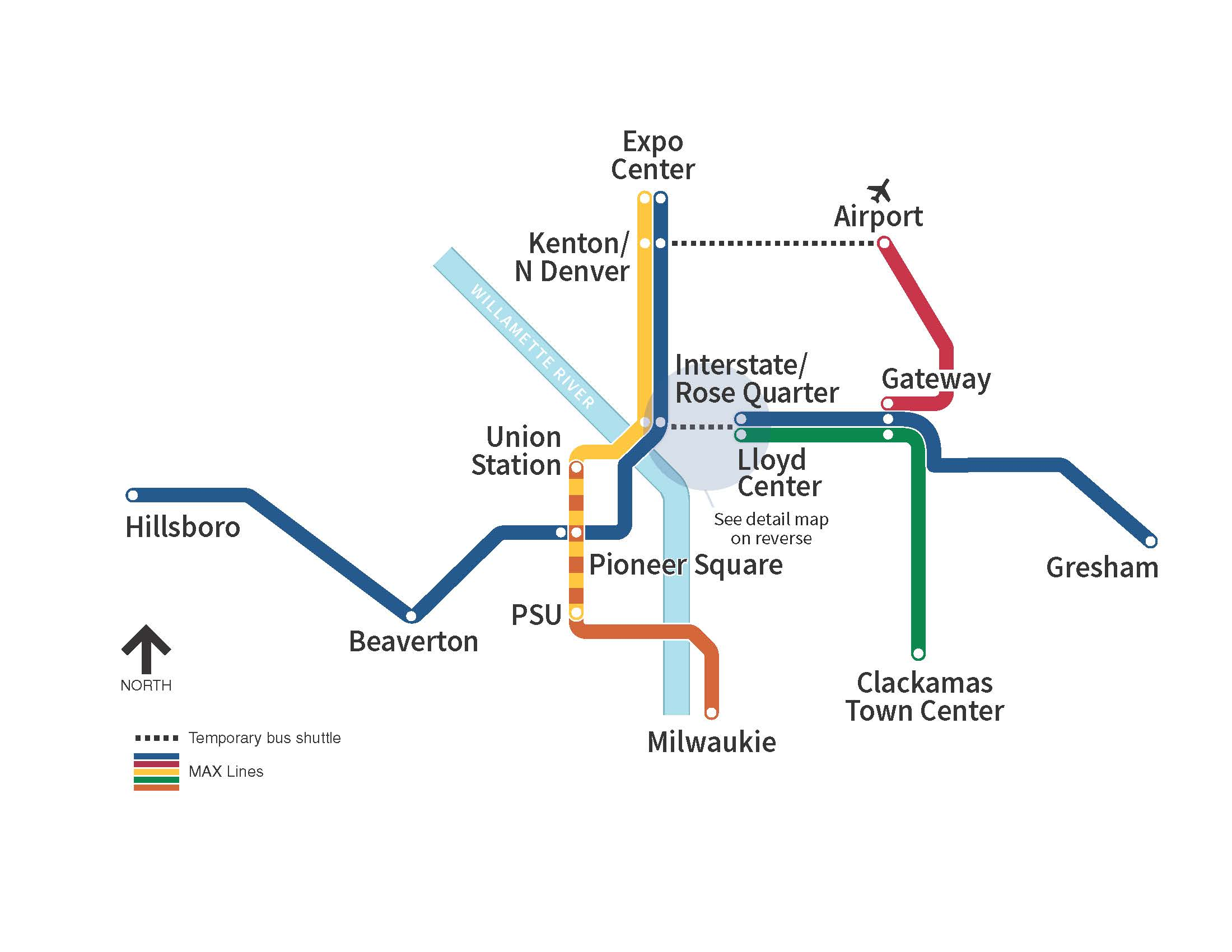 Major improvements coming in August to keep MAX trains